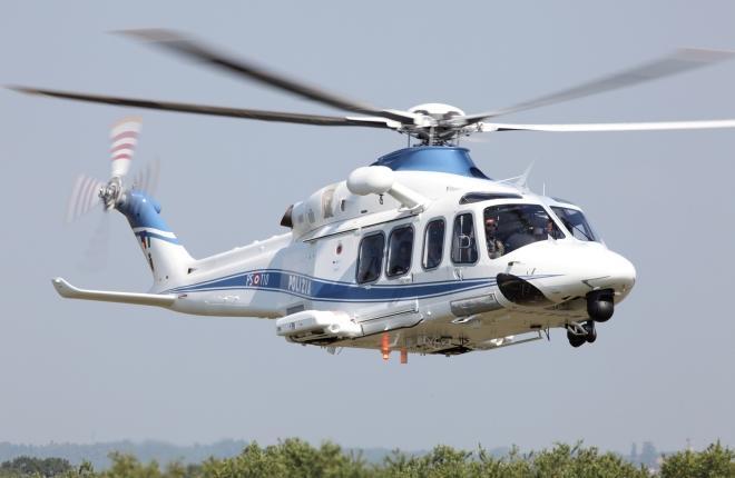 Снижение объема заказов у производителя вертолетов «Leonardo»