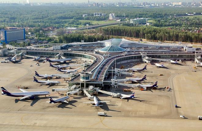 Ускорился совокупный пассажиропоток в аэропортах столицы