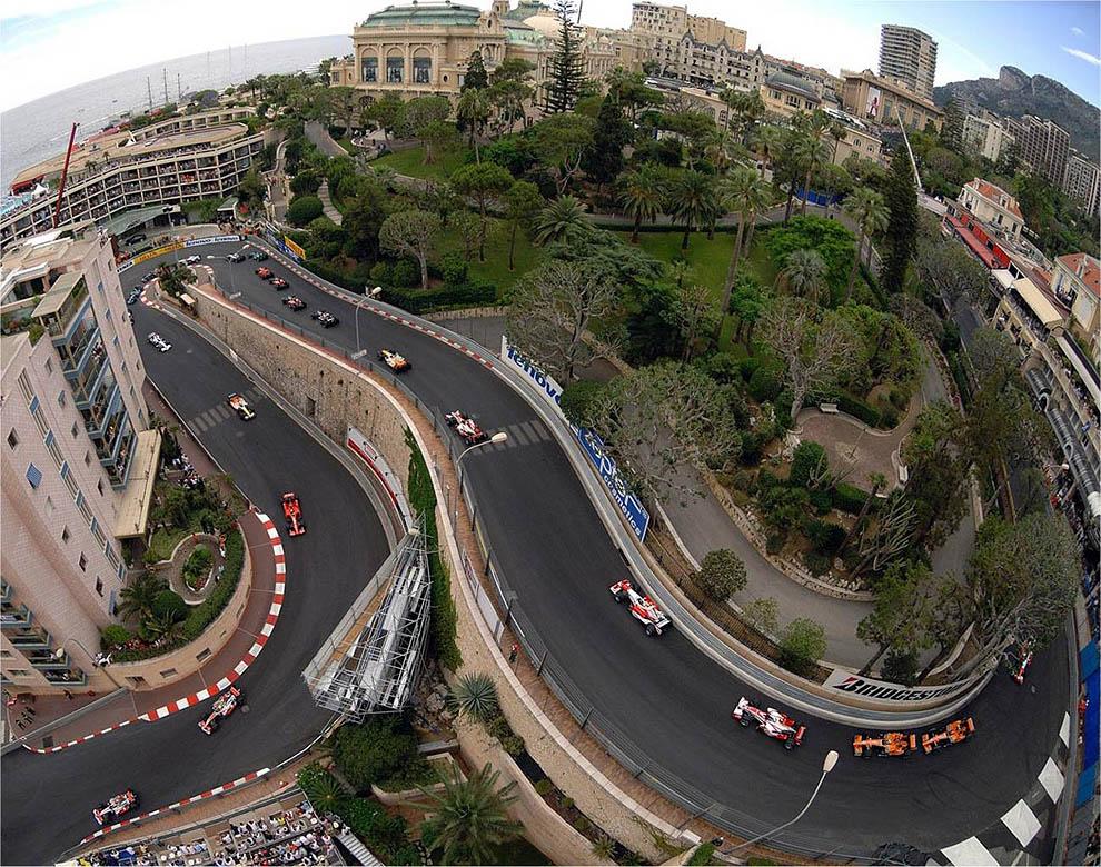 «королевские гонки» - Формула 1 Монако