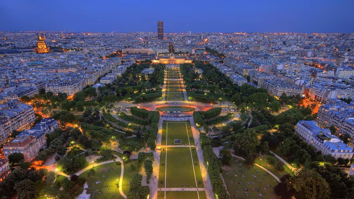 Преимущества отдыха во Франции