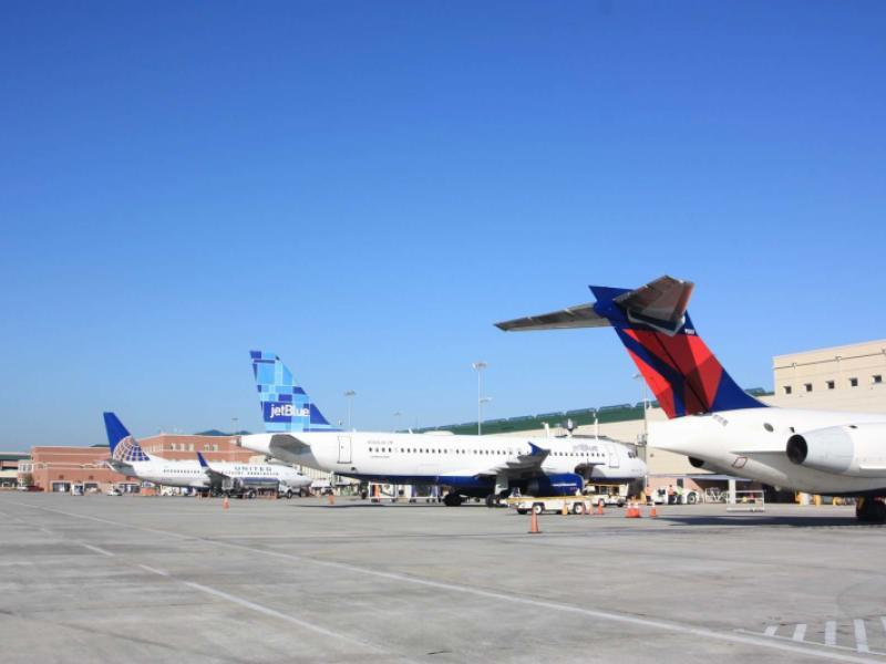 аэропорт Саванна