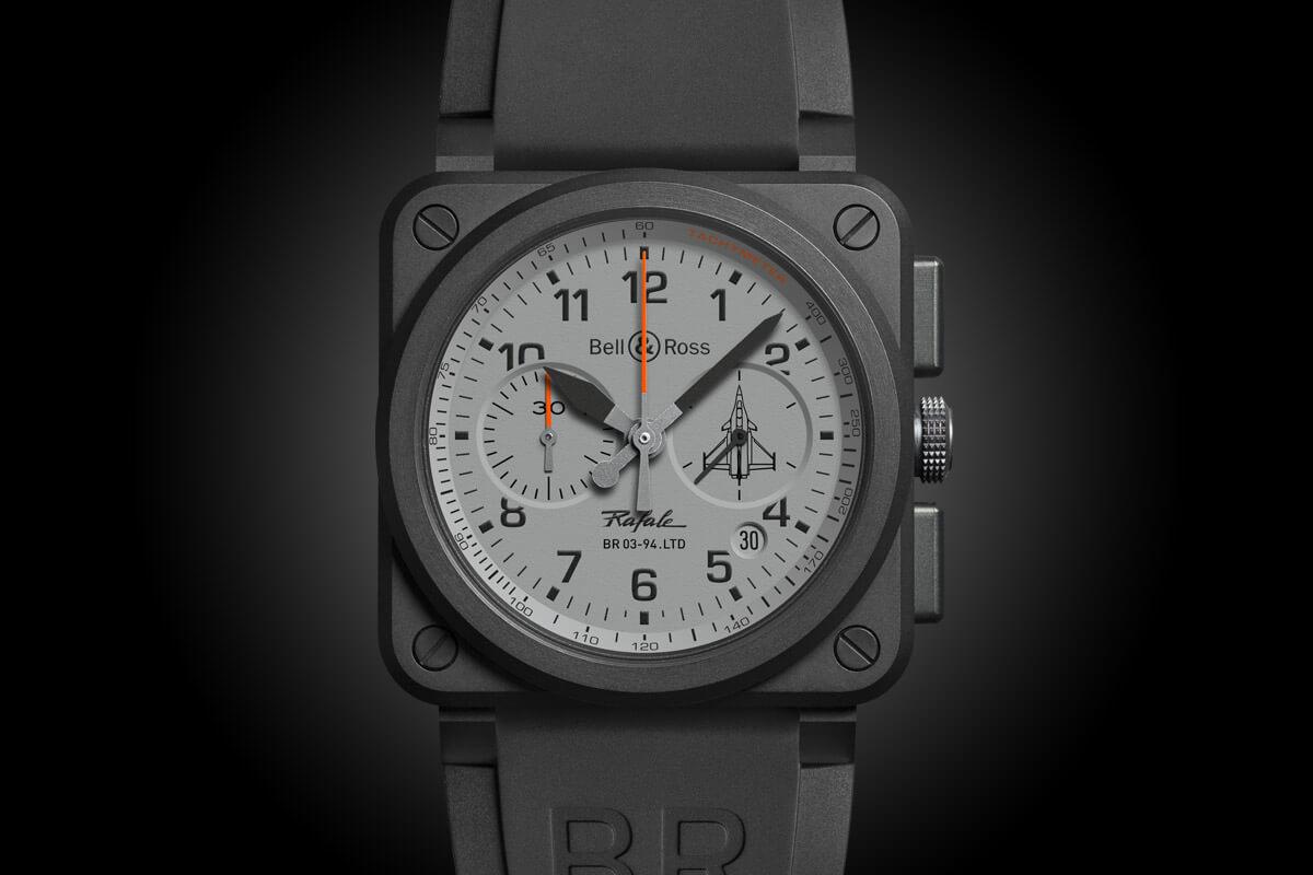Часы Bell & Ross BR 03 RAFALE