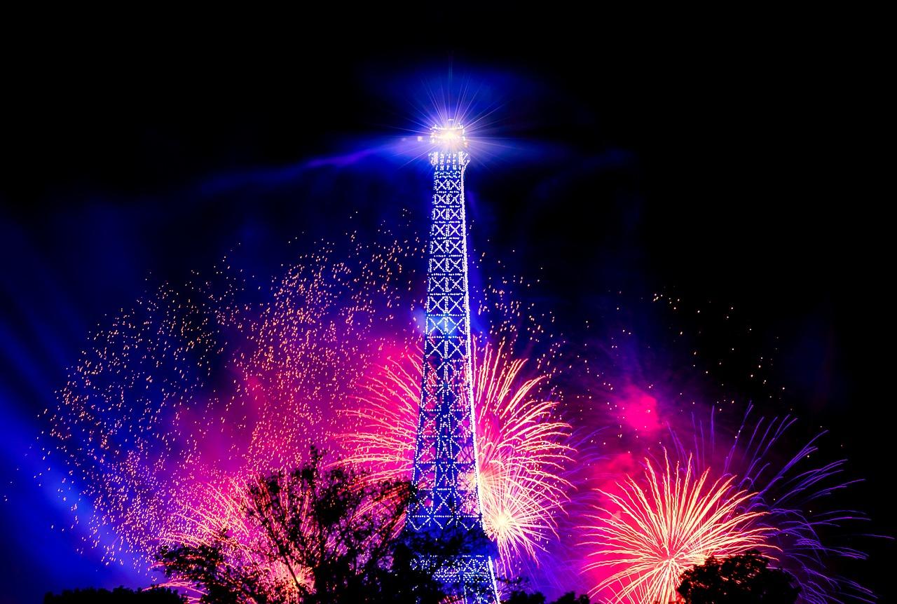 Новогодние туры в Париж, Франция