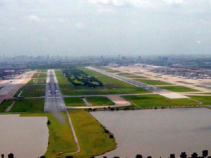 аэропорт Дон Мыанг