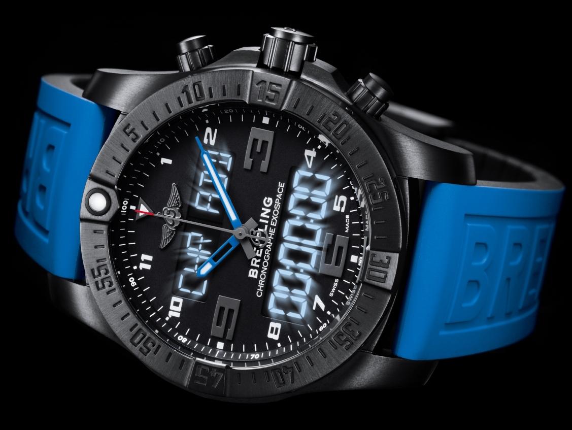 Часы Breitling Exospace B 55