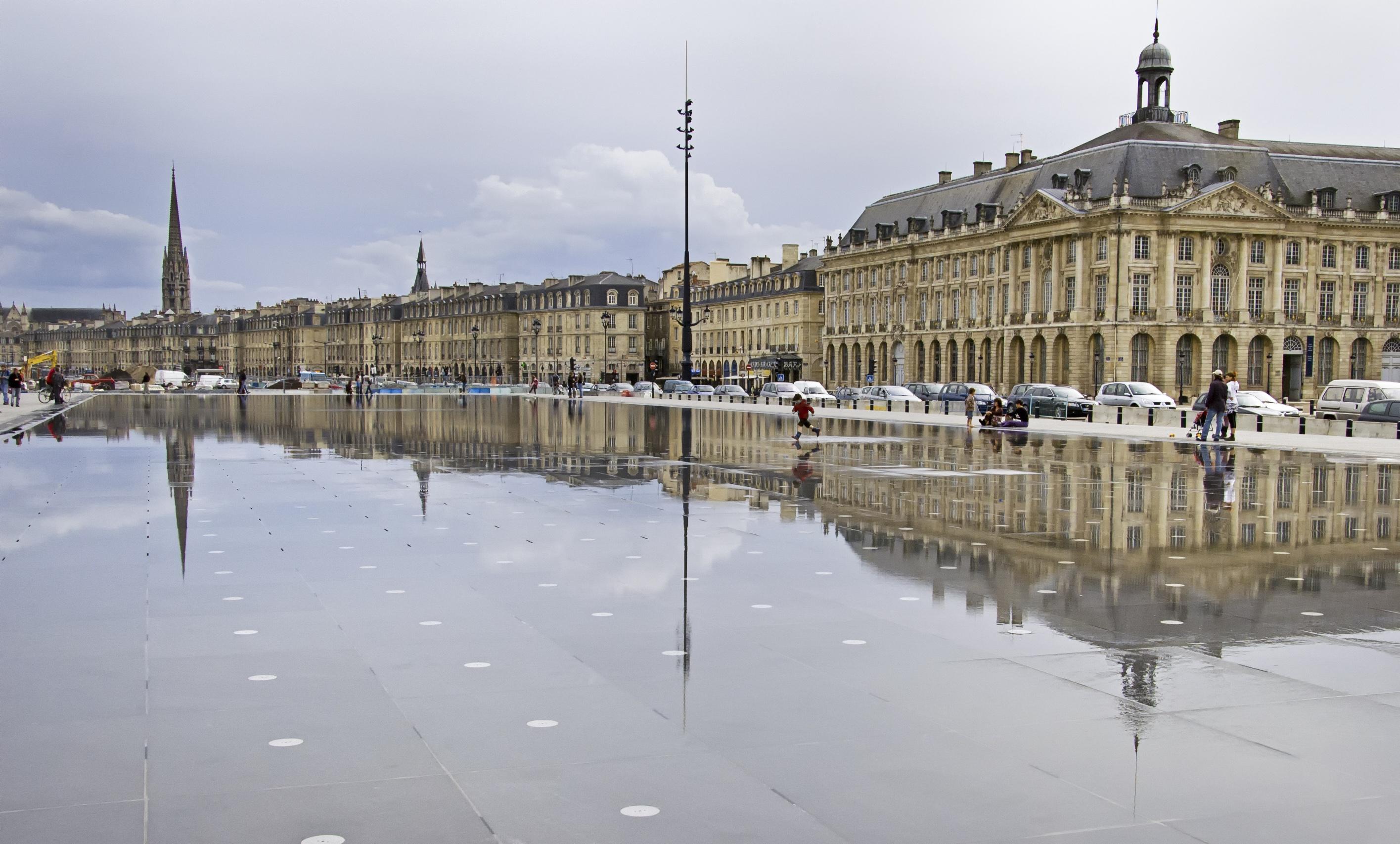 Бордо - город архитектуры и вина